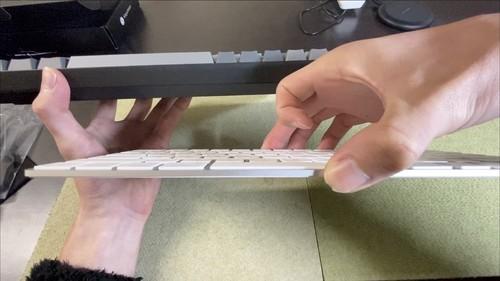 keychron K2kキーボード マジックキーボード
