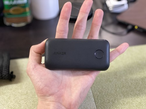 Anker PowerCore 10000 PD Redux 大きさ 重さ